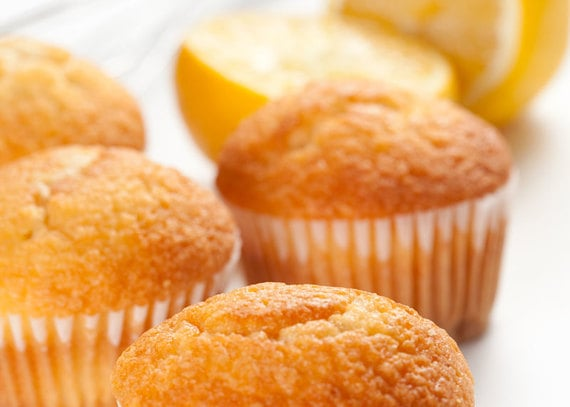 Orange muffins with olive oil AETOS